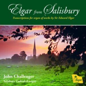 Elgar: Elgar From Salisbury - Transcriptions For Organ