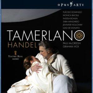 George Frederic Haendel : Tamerlano