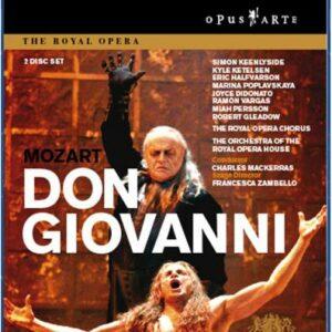 Wolgang Amadeus Mozart : Don Giovanni