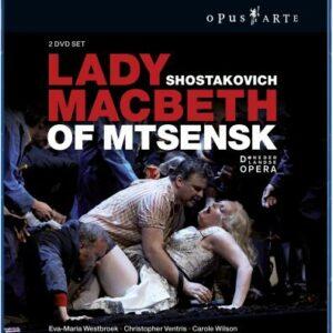 Shostakovich : Lady MacBeth of Mtsensk