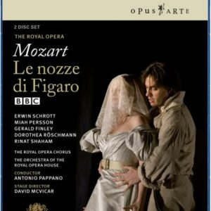 Wolfgang Amadeus Mozart : Le Nozze di Figaro