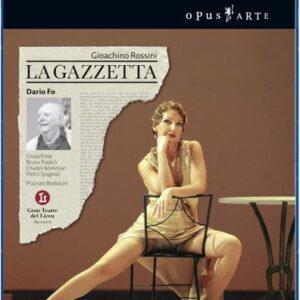 Gioachino Rossini : La Gazzetta