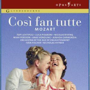 Wolfgang Amadeus Mozart : Cosi fan Tutte