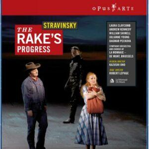 Igor Stravinsky : The Rake's Progress