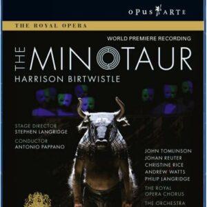 Harrison Birtwhistle : The Minotaur