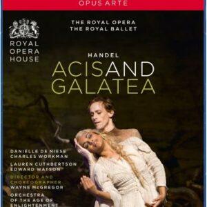 George Frederic Handel : Acis & Galatea
