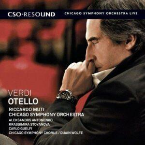 Verdi : Otello. Antonenko, Stoyanova, Muti.