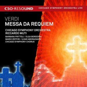 Verdi : Messa da Requiem. Frittoli, Muti.