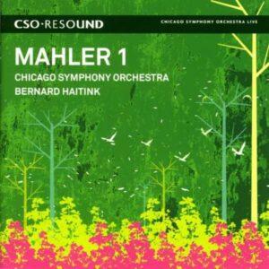 Mahler : Symphonie n° 1 Titan. Haitink.