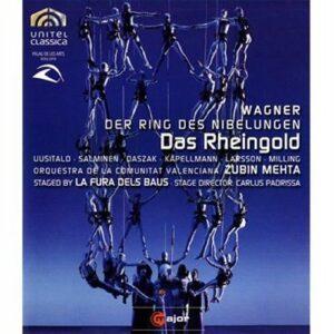 Wagner : L'Or Du Rhin (Bd)