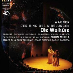 Wagner : La Walkyrie (Bd)