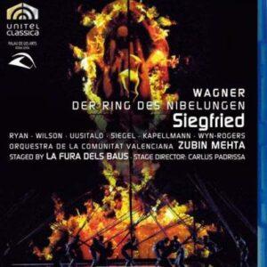 Wagner : Siegfried (Bd)
