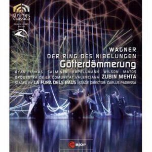 Wagner : Crépuscule Des Dieux (Bc)