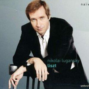 Liszt : Œuvres pour piano. Lugansky.