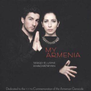 Komitas, Mirzoyan, Bagdasaryan: My Armenia