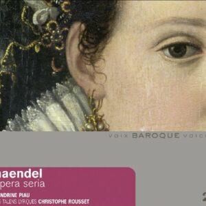 Piau / Haendel / Opera Seria