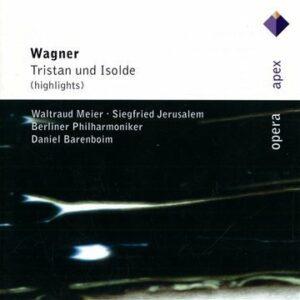 Wagner : Tristan & Iseult. Barenboim Daniel