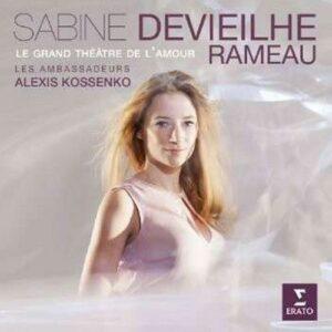 Sabine Devieilhe-Rameau Opera