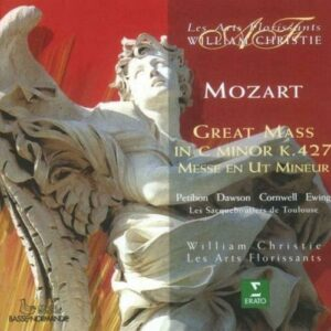 William Christie-Mozart:Grde M