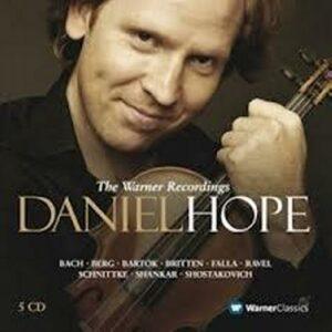 Daniel Hope : Complete Warner Recordings.