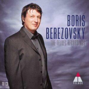 Boris Berezovsky : The Teldec Recordings.