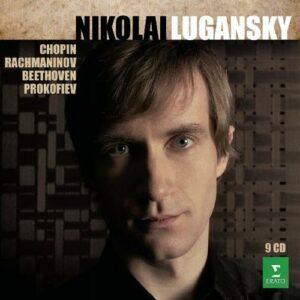 Nikolai Lugansky : Complete Erato Recordings.