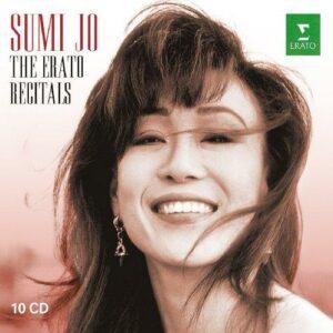 Sumi Jo : The Erato Recitals.