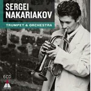 Sergei Nakariakov : Trumpet & Orchestra.