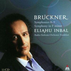 Integrale Des Symphonies. Inbaleliahu