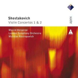 Maxim Vengerov-Concertos Pr Vi
