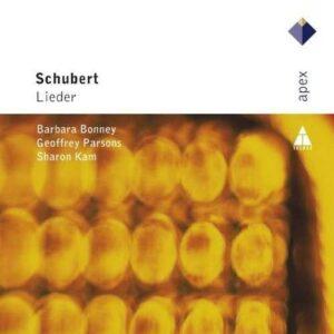 Barbara Bonney-Schubert:Lieder