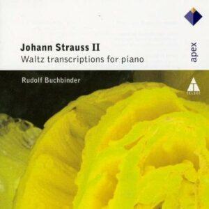 Strauss:Trscriptions Pr Piano. Buchbinderrudolf