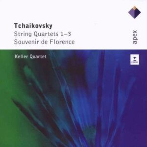 Quatuors N°1-3/Souvenir De Flo. Keller Quartet