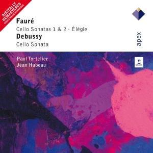 Debussy/Faure : Sonates Pour Violoncelle. Tortelier Paul