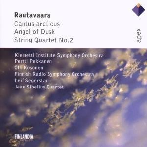 Rautavaara:Cantus Arcticus. Pekkanen Pertti