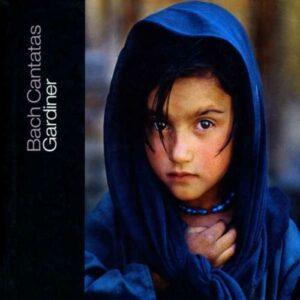Bach : Cantates Vol. 2. Gardiner.