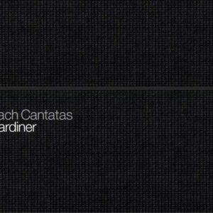 Bach : Intégrale des Cantates. Gardiner.