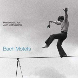 Bach : Motets BWV225 à 230. Gardiner.