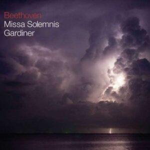 Beethoven : Missa Solemnis. Gardiner.