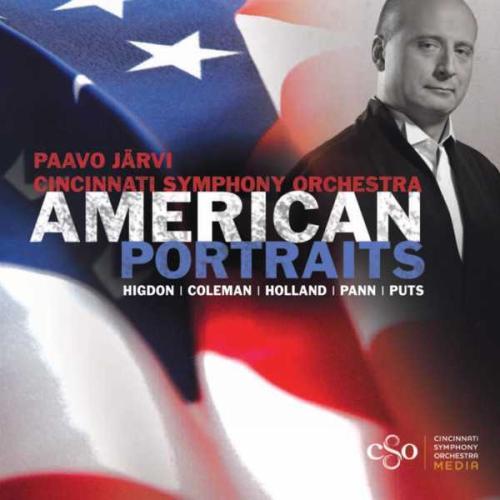 Paavo Järvi : American Portraits.