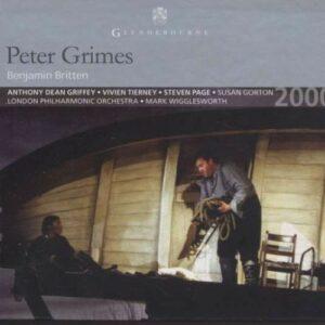 Britten : Peter Grimes. Wigglesworth.