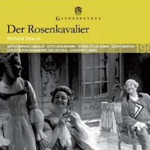Strauss : Le Chevalier à la rose. Caballé.