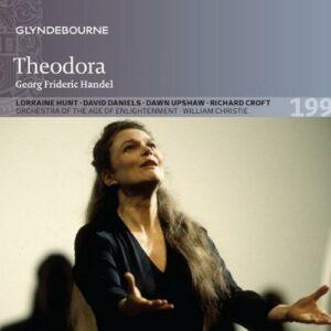 Haendel : Theodora. Upshaw, Daniels, Croft, Hunt, Olsen, Christie.