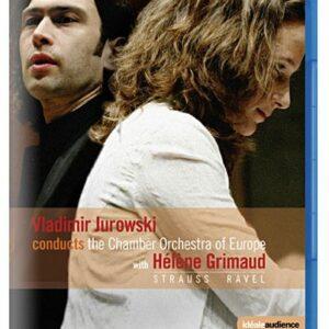 Jurowski Dirige Strauss & Ravel (Bd)