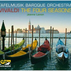 Antonio Vivaldi : Les Quatre saisons