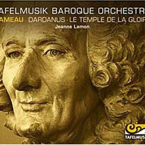 Rameau : Dardanus. Lamon.