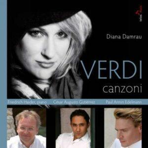 Verdi : Canzoni