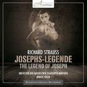 Strauss : La légende de Joseph. Heger.