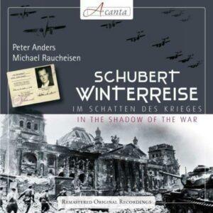 Schubert : Winterreise. Anders, Raucheisen.