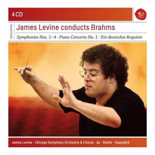 James Levine dirige Brahms